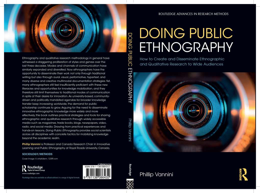 Doing Public Ethnography cover